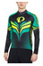 PEARL iZUMi ELITE Thermal LTD Jersey Men Elite Team Pepper Green